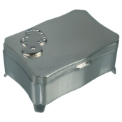 Silver Plated Trinket Box feature image