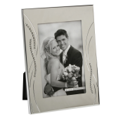 Wedding photo frame with crystals feature image