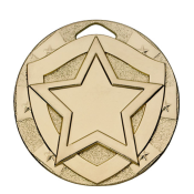 50mm STAR MEDAL feature image