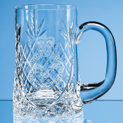 Lead Crystal Panel Tankard feature image