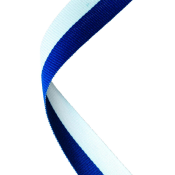 Blue & White Ribbon feature image