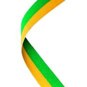 Green & Yellow Ribbon feature image