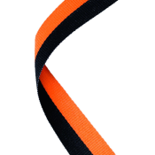 Black & Orange Ribbon feature image