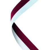 Maroon & White Ribbon feature image