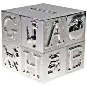 ABC Silver Plated Money box feature image