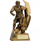 GOLD FLASH FOOTBALLER feature image