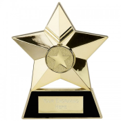 STAR METAL PLAQUE feature image