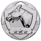 50mm EQUESTRIAN MEDAL feature image