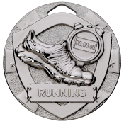 50mm RUNNING MEDAL feature image