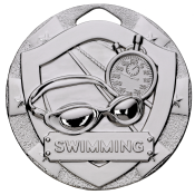 50mm SWIMMING MEDAL feature image