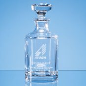 Lead crystal Boris spirit decanter feature image