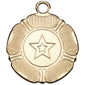 TUDOR ROSE MEDAL feature image