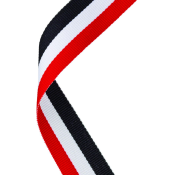 Red White & Black Ribbon feature image
