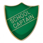 SCHOOL CAPTAIN BADGE feature image