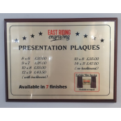 Wall Plaque 12x9 feature image