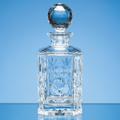 Square spirit decanter feature image