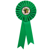 CELEBRATION ROSETTE GREEN feature image