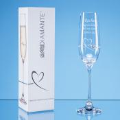 Diamante Petite Champagne Flute feature image