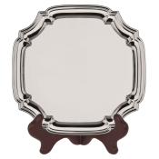 CHIPPENDALE SQUARE SALVER feature image