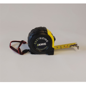 Personalised 5m Tape measure feature image