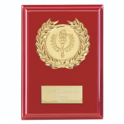 BOLD RED PLAQUE feature image