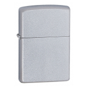 Satin Chrome Zippo Lighter feature image